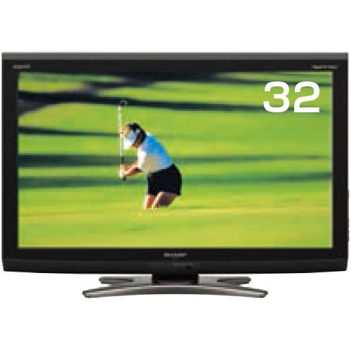 32型液晶ディスプレイテレビ