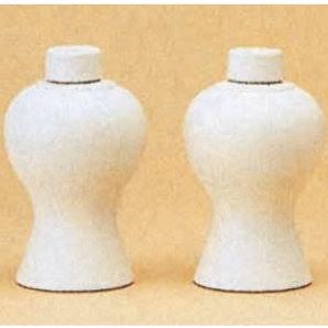 土器瓶子(どきへいし)1対